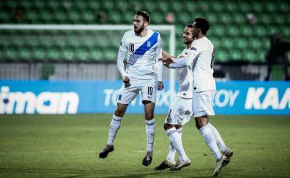 Καλή εμφάνιση και ισοπαλία για την Εθνική ομάδα απέναντι στο Βέλγιο (1-1)