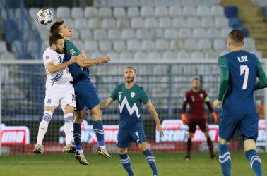 Εμεινε στο μηδέν η Εθνική ομάδα απέναντι στην Σλοβενία