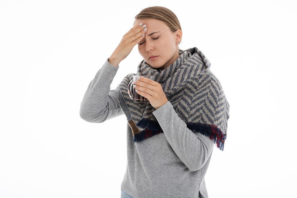 κρύο ανοσοποιητικό σύστημα γρίπη κρυολόγημα πυρετός