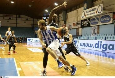 "Basket League: ""Αυτοκτόνησε"" στην παράταση ο Ηρακλής – Εχασε με 75-71 από το Περιστέρι"