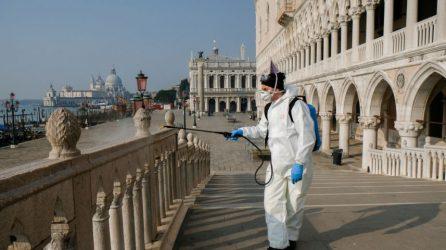 Ιταλία: Στο 5,8% ο δείκτης θετικότητας κορονοϊού