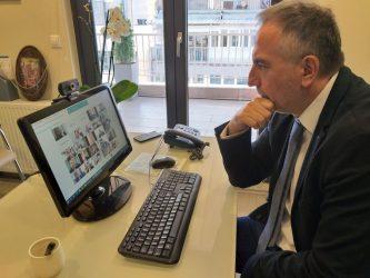 Σταύρος Καλαφάτης: Με τηλεδιάσκεψη η ενημέρωση των Βουλευτών από τους Υπουργούς για το κοινοβουλευτικό έργο