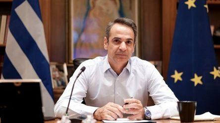 Κ. Μητσοτάκης: Τηλεδιάσκεψη με τον επικεφαλής της UNICEF στην Ελλάδα