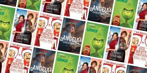 Χριστουγεννιάτικες ταινίες του Netflix που πρέπει να δείτε