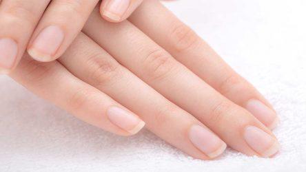 Τι σημαίνουν οι γραμμές στα νύχια (ΦΩΤΟ)