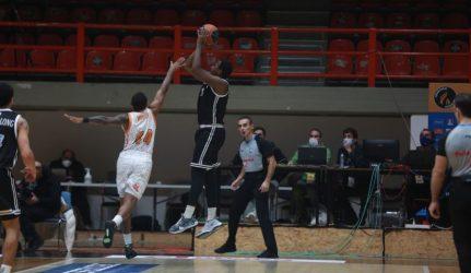 Basket League: Δεν τα κατάφερε απέναντι στον Προμηθέα ο ΠΑΟΚ
