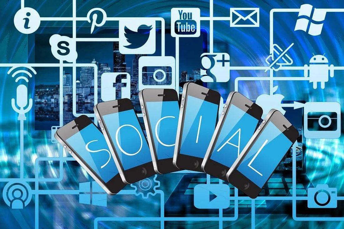Social Media social media σημάδια