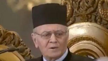 Θεσσαλονίκη: Απεβίωσε ο πρωτοψάλτης του Αγίου Δημητρίου, Βασίλειος Σπυριδόπουλος