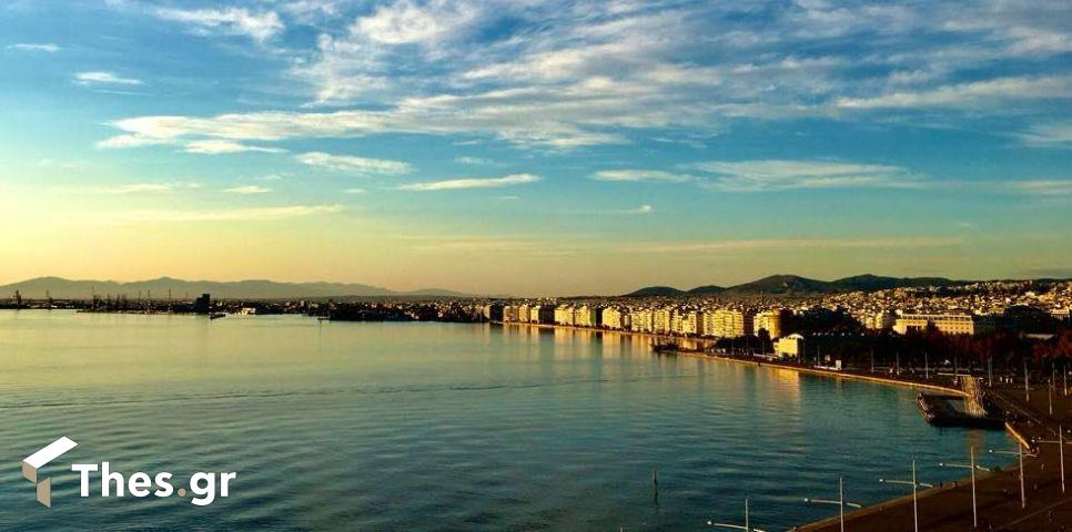 Θεσσαλονίκη κορονοϊός καιρός