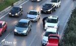 Θεσσαλονίκη: Μπαράζ διαδοχικών τροχαίων στον Περιφερειακό