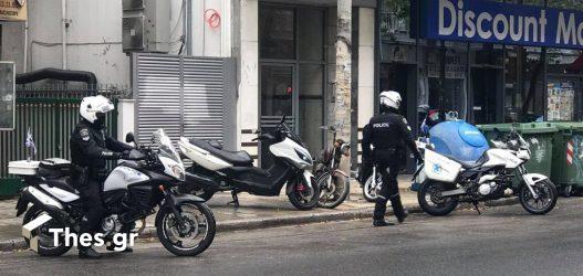 αστυνομία Νικόπολη Θεσσαλονίκη