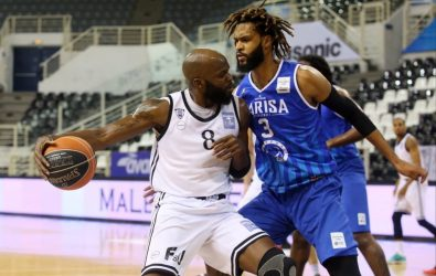 Basket League: Μεγάλο διπλό του ΠΑΟΚ στη Λάρισα