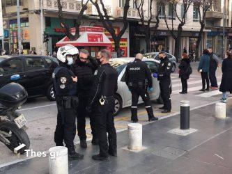 Θεσσαλονίκη: 159 πρόστιμα για μη τήρηση των μέτρων