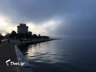 Θεσσαλονίκη καιρός κορονοϊός