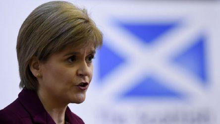 Νίκολα Στέρτζον για Brexit: «Καιρός η Σκωτία να γίνει ανεξάρτητο κράτος»