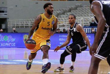 """Basket League: """"Σφαγή"""" του ΠΑΟΚ στο ντέρμπι με την ΑΕΚ"""