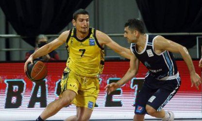 Basket League: Βαριά ήττα με 94-72 για τον Αρη στο ΟΑΚΑ