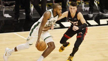 NBA: Με ρεκόρ τριπόντων οι Μπακς διέλυσαν με 144-97 τους Χιτ