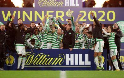 Η Σέλτικ πανηγύρισε την κατάκτηση του κυπέλλου στη Σκωτία