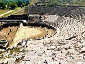 Αρχαία Δωδώνη: Ενα ταξίδι 4.500 χρόνων σε έναν σπουδαίο αρχαιολογικό χώρο (ΒΙΝΤΕΟ & ΦΩΤΟ)