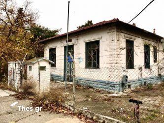 Ερειπωμένο στέκι η πρώην Ναυτική Διοίκηση Βορείου Ελλάδας (ΒΙΝΤΕΟ)