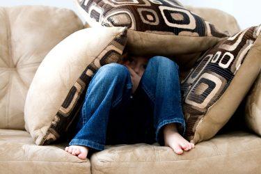 παιδί φοβάται φόβος γονείς