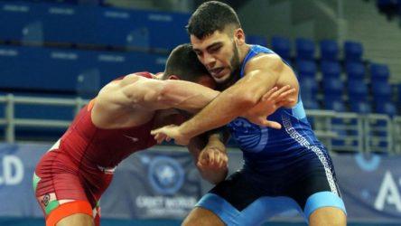 Παγκόσμιο κύπελλο πάλης: Για το χάλκινο μετάλλιο οι Πρεβολαράκης, Παγκαλίδης