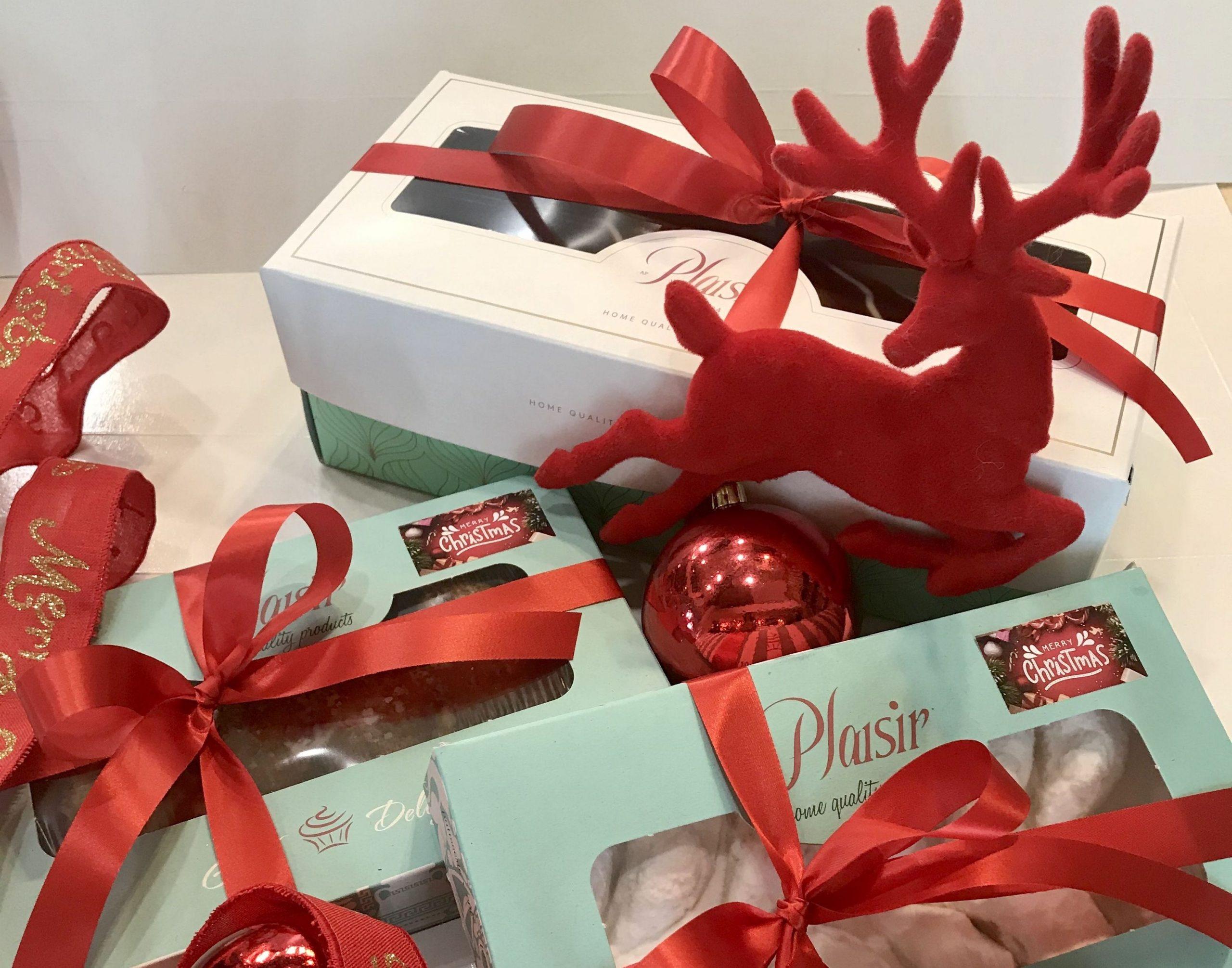 χριστουγεννιάτικα γλυκά Θεσσαλονίκη plaisir
