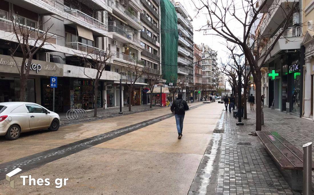 lockdown σούπερ μάρκετ μέτρα Θεσσαλονίκη Επιχορήγηση Επιδότηση