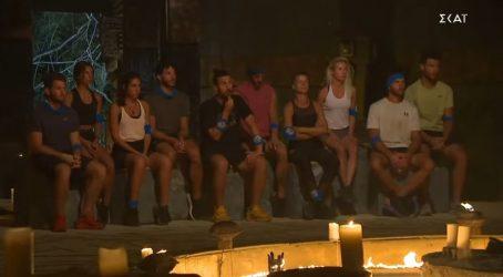 Survivor: Αλλάζουν και πάλι οι ομάδες στον Αγιο Δομίνικο