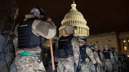 """ΗΠΑ: """"Φρούριο"""" η Ουάσιγκτον για την ορκωμοσία Μπάιντεν"""