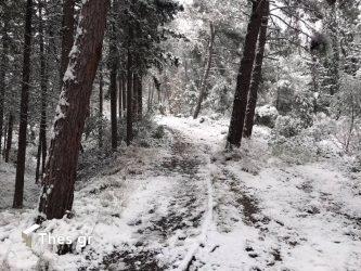 Ελλάδα χιόνι