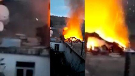 Ξάνθη: Δύο ηλικιωμένοι έχασαν τη ζωή τους σε πυρκαγιά (ΒΙΝΤΕΟ)