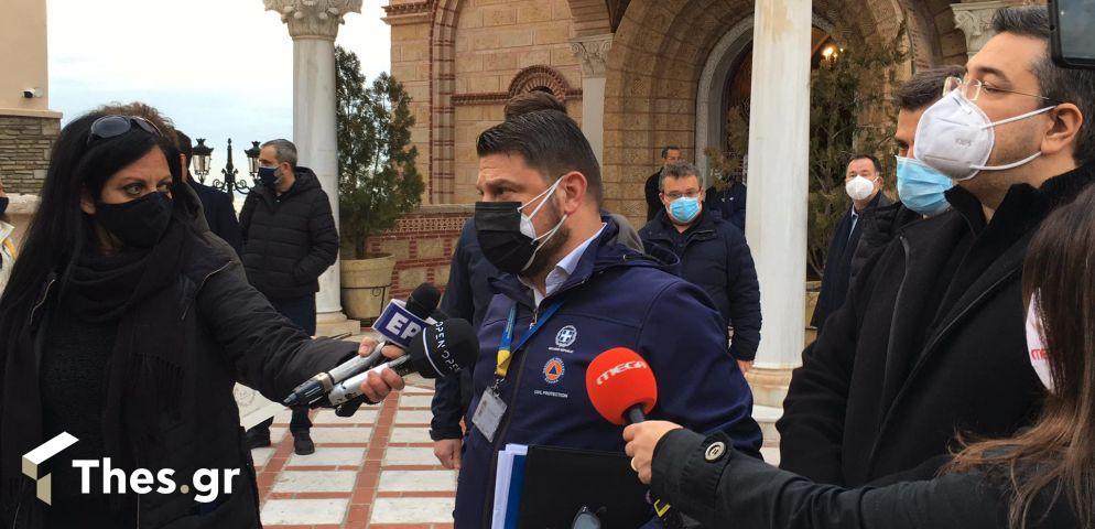 Χαρδαλιάς Θεσσαλονίκη μάσκες