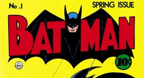 Πωλήθηκε το πρώτο κόμικ Batman#1 για 2,2 εκατομμύρια δολάρια