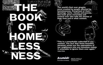 Η πρώτη γραφική νουβέλα από άστεγους: «Το Βιβλίο της Αστεγίας»