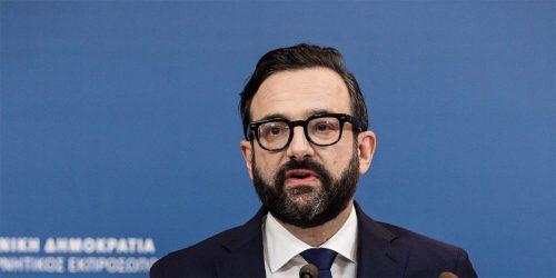 Παραιτήθηκε από κυβερνητικός εκπρόσωπος ο Χρήστος Ταραντίλης