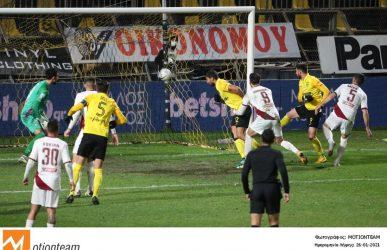 Ο Αρης 1-0 την ΑΕΛ: Ολα… ρόδινα με Ρόουζ!