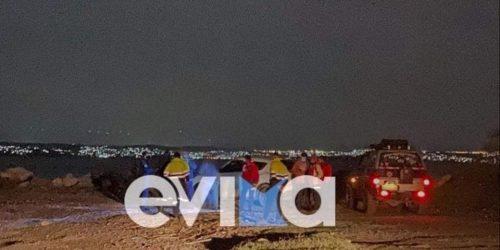 Εύβοια: Οι πρώτες εικόνες από το σημείο όπου βρέθηκε νεκρός ο Σήφης Βαλυράκης