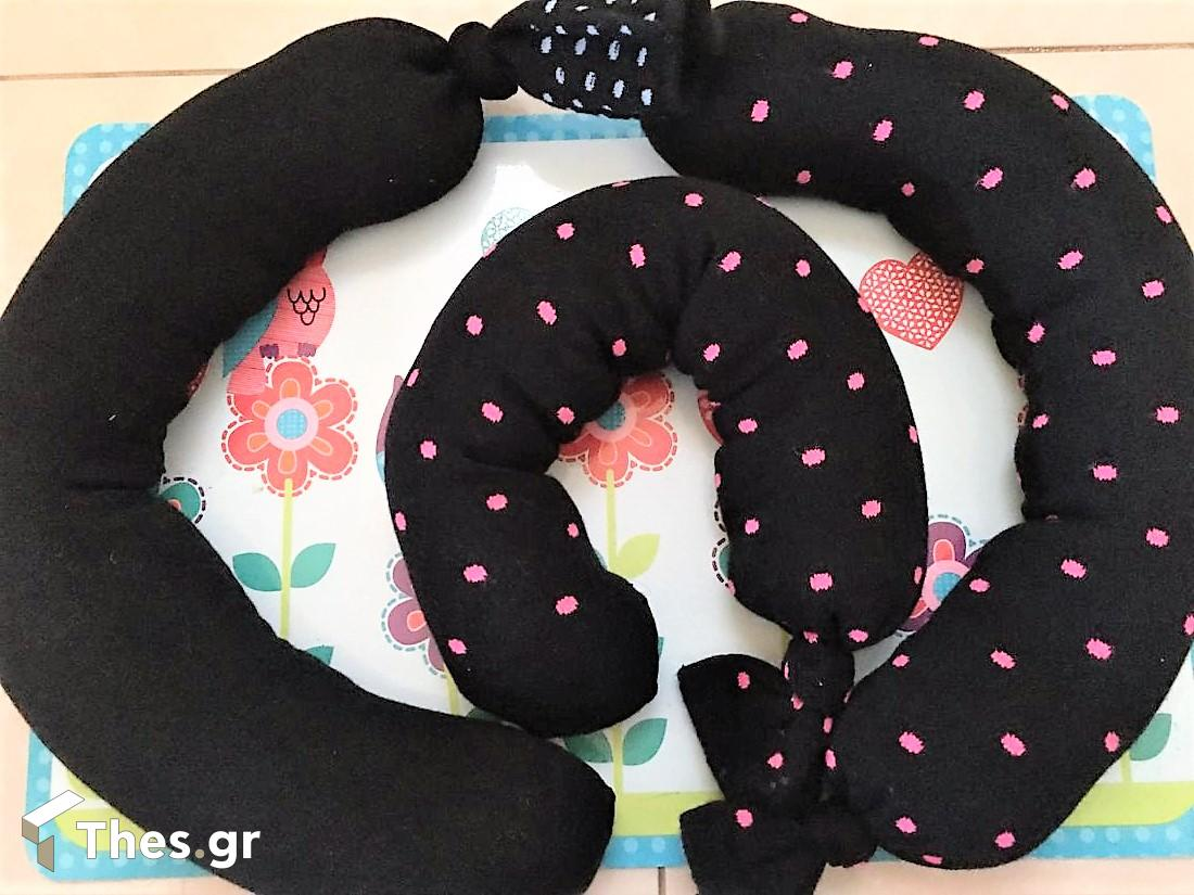 DIY μαξιλαράκι θερμότητας για πόνους