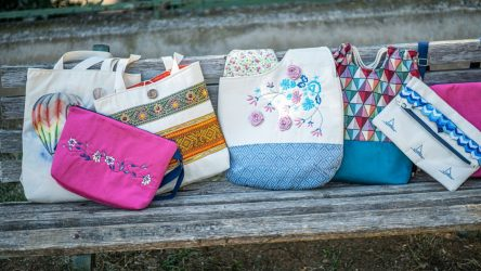 ewas collection χειροποίητες τσάντες Θεσσαλονίκη