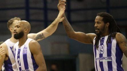 Basket League: Μεγάλο διπλό στο Περιστέρι ο Ηρακλής