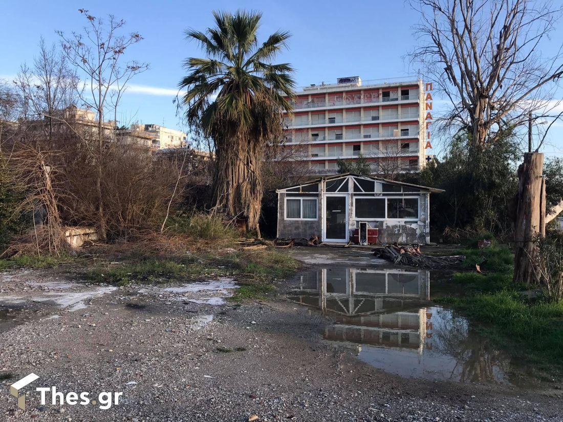 εγκατάλειψη νοσοκομείο Παναγία Νέα Κρήνη Καλαμαριά
