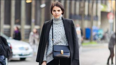 9 τρόποι να φορέσεις το αγαπημένο σου μαύρο παλτό