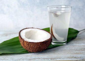 νερό καρύδας οφέλη διατροφή