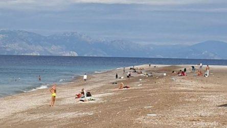 παραλίες Ρόδος