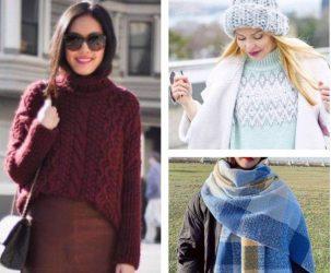 6 τρόποι για να συνδυάσετε χρωματικά τα ρούχα το χειμώνα