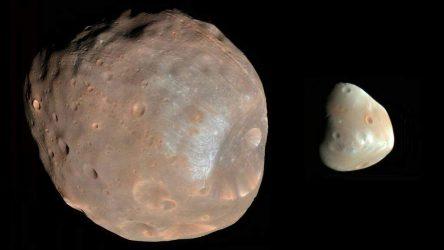 Ντουμπάι: Μυστήριο με δύο φεγγάρια που ανέτειλαν πάνω από την έρημο