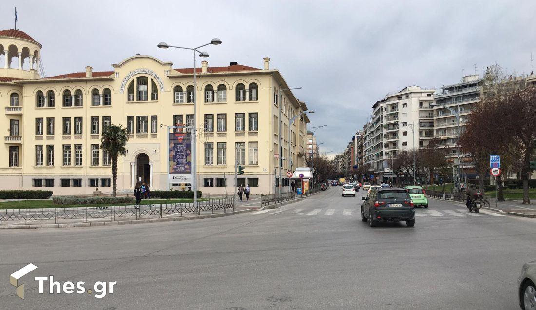 Θεσσαλονίκη κορονοϊός Μετακινήσεις διαδημοτικές μετακινήσεις
