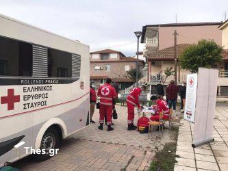 Επαγγελματικό Επιμελήτηριο Θεσσαλονίκης ΕΕΘ rapid test Χαλάστρα
